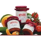 Cherry tomato paté with orange flavour Casa Morana