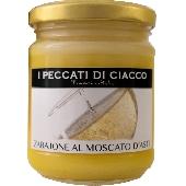Zabaione with Moscato D'Asti DOCG - I Peccati Di Ciacco