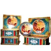 Box 'Folk' - complete selection Torrone (almond nougat) Geraci