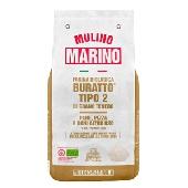 Soft Wheat Type 2 Flour �Buratto� from Bio Organic Agricolture Naturally Stone Milled - Mulino Marino