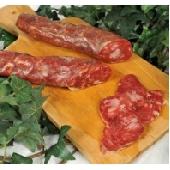 Hot salami Napoli style 100% Italian meat