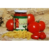 Organic tomato basil sauce- BioColombini
