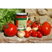 Organic tomato vegetable sauce - BioColombini
