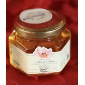 ORGANIC Preparation of acacia honey and San Gimignano saffron DOP - IL Vecchio Maneggio