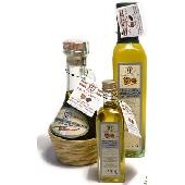 Olive Oil Flavoured With White Truffle Savini Tartufi