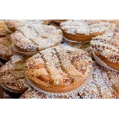 Handmade small pastiere (3 pieces)