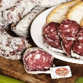 Pork and horse hunter's salami - Nurcinus