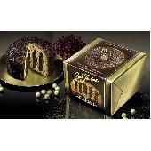 PANETTONE GRAN FONDENTE (dark chocolate) - FLAMIGNI