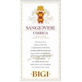 SANGIOVESE UMBRIA IGT - BIGI