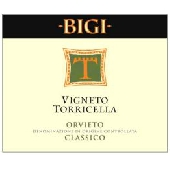 VIGNETO TORRICELLA Orvieto Classico DOC Secco - Bigi