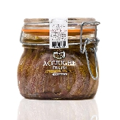Sicilian anchovy filets - La Bottarga di Tonno Group