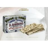 Torronfette Singole nocciola Piemonte I.G.P. in scatola - Torronificio Barbero