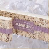 Torrone Almonds - Torronificio Barbero