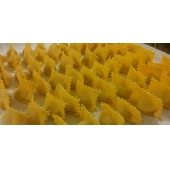 (Pumpkin tortelli )Tortelli di Zucca Mantovani hand made - Pastificio Menini
