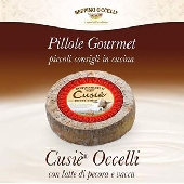 Cusiè with sheep milk and cow - Beppino Occelli