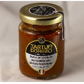 Spicy Tomato Sauce with Bianchetto truffle - Tartufi Dominici