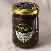 Mushroom sauce and summer truffles (truffles 15%) - Tartufi Dominici